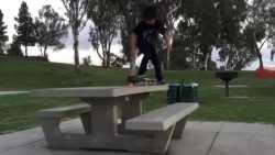 Danny Hernandez - Skateboarding